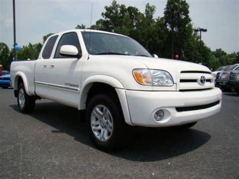 2005 Toyota Tundra Specs 2005 Toyota Tundra Limited Access Cab 4x4 Data Info And