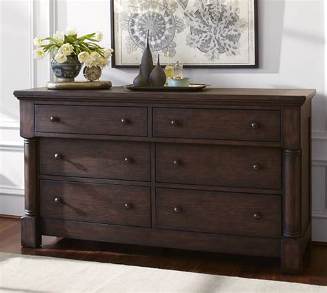 pottery barn bed sets rutherford bed dresser set pottery barn