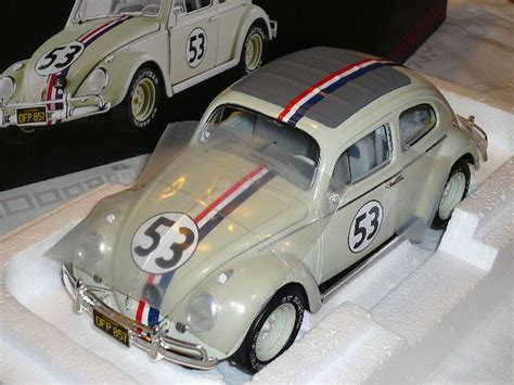 Wheels Elite 1 18 Scale Herbie From Herbie Goes To Monte Carlo V wheels elite scale 1 18 volkswagen beetle herbie goes monte carlo catawiki