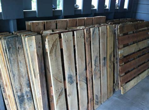 hardwood floors made from pallets diy project pallet wood floor home design garden
