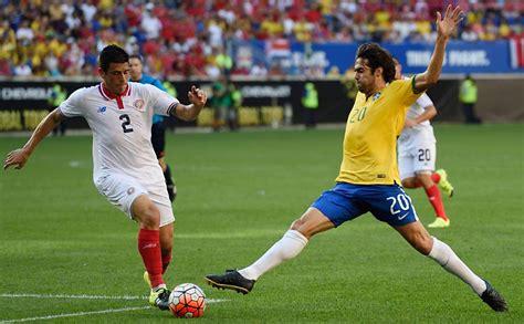 Brasil X Costa Rica Brasil X Costa Rica 17 02 2018 Esporte Fotografia