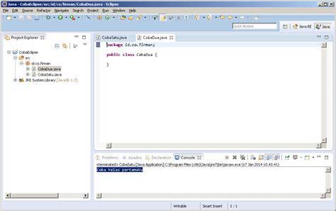 fungsi setter dan getter pada java java development ilmu komputer