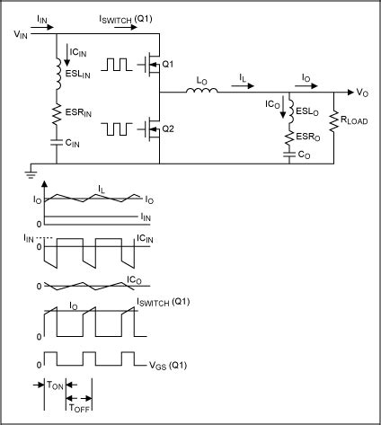 capacitor calculation for buck converter calculate buck inductor 28 images output inductor considerations in a synchronous buck