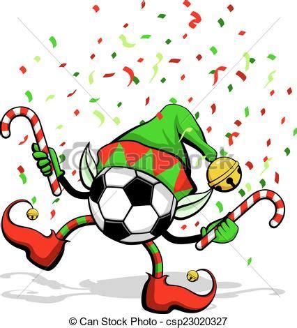 imagenes navidad futbol ilustraciones de vectores de futbol pelota o f 250 tbol