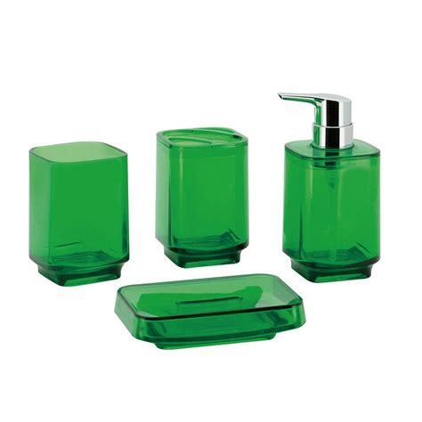4 piece bathroom accessory set kingston brass 4 piece bathroom accessory set in oil