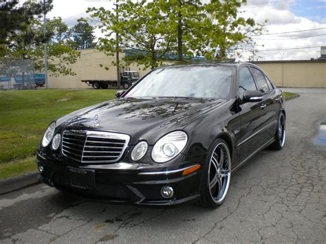 2007 Mercedes E63 by 2007 Mercedes E63 Amg Axis Auto