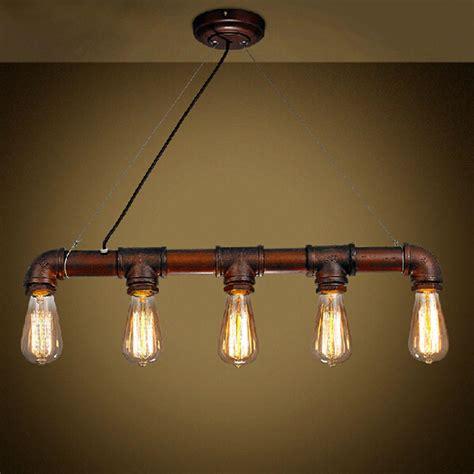 plumbing pipe light fixture copper pipe light fixture