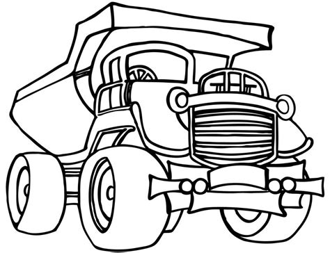 Construction Cone Coloring Pages Construction Colouring Pages