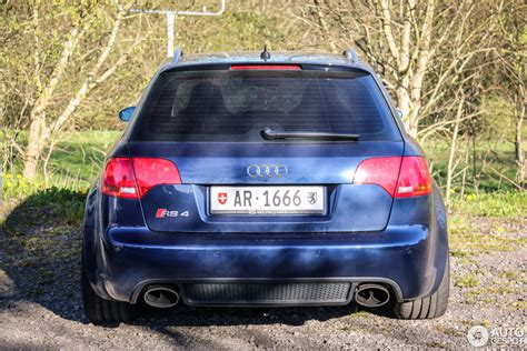Audi B 7 by Audi Rs4 Avant B7 6 Mai 2016 Autogespot