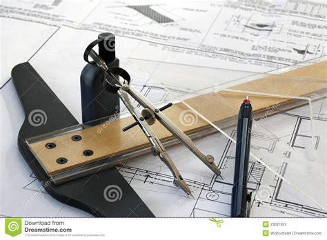 free drafting tool drafting tools before computers royalty free stock