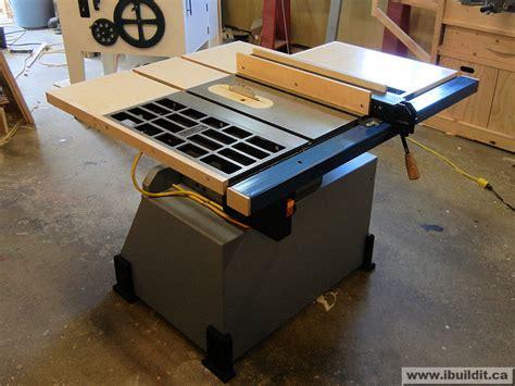 bench en español how to rebuild a table saw ibuildit ca
