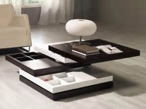 Multifunction Coffee Table Minimalist Multifunction Decor For Mini Apartments