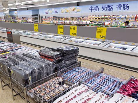 aldis erster markt in china