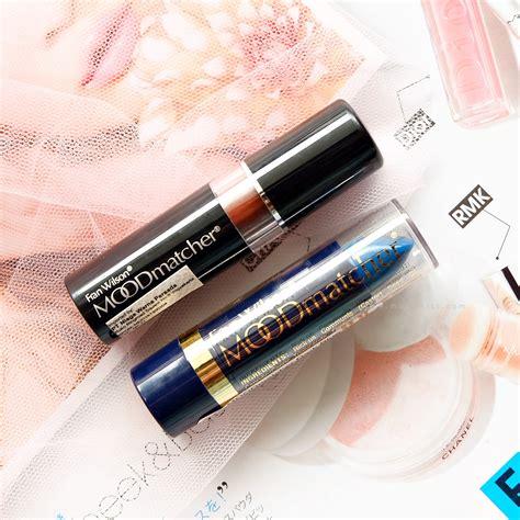 Lipstik Moodmatcher Indonesia review moodmatcher lipsticks in blue and brown sponsored eat sleep