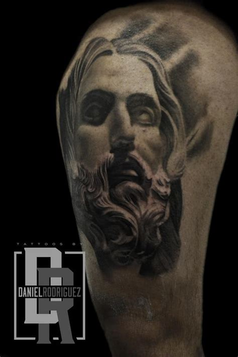 rodriguez tattoo leg sleeve in progress by daniel rodriguez tattoonow