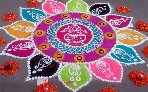 rangoli design for diwali 2016 images photos