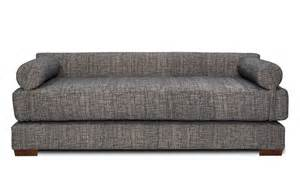 Modern Daybed Sofa Modern Daybed With Back Contemporary Sleeper Sofa By Welovemodern