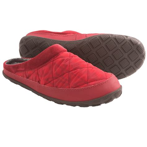 columbia sportswear slippers columbia sportswear packed out ii omni heat 174 slippers for