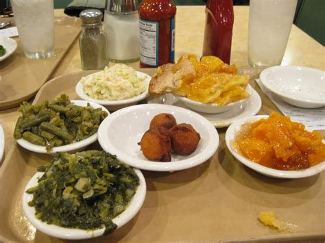 the adventures of one southern food