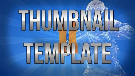 Youtube Thumbnail Template Download