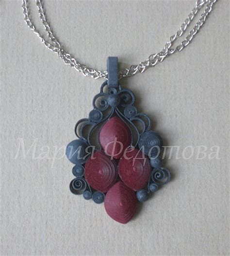 Jewellery Paper - 349 best quilling collane images on paper