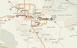 map chandler arizona chandler location guide