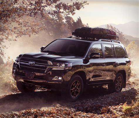 2020 Toyota Land Cruiser Diesel by 2020 Land Cruiser Heritage Edition