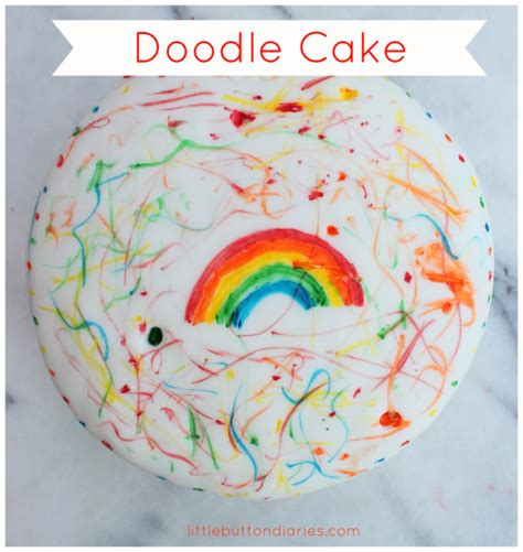 cake doodle for free doodle birthday cake button diaries