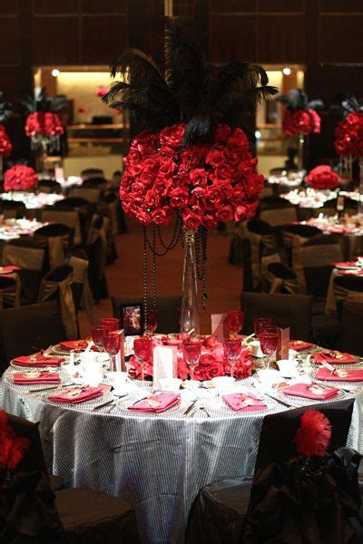 Wedding Wedding Ideas And Centerpieces On Pinterest Vegas Themed Centerpieces