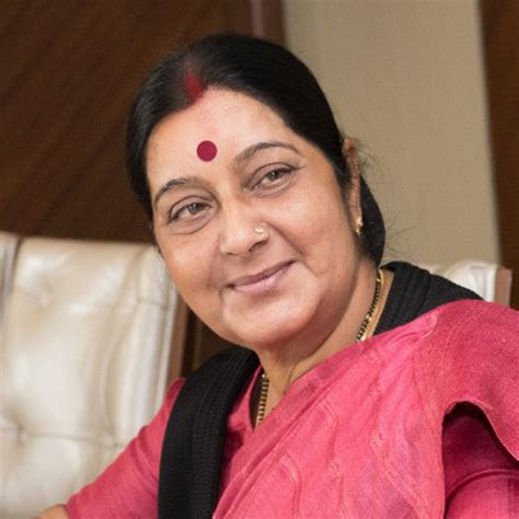 sushma swaraj wikipedia sushma swaraj is first woman to be indias external affairs