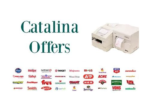 catalina deals may 2018