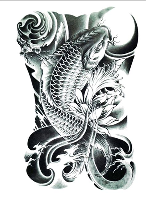 koi fish tattoo stencils designs best 25 koi design ideas on japanese