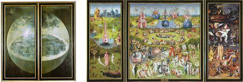 trittico giardino delle delizie il giardino delle delizie terrestri casamia idea di immagine