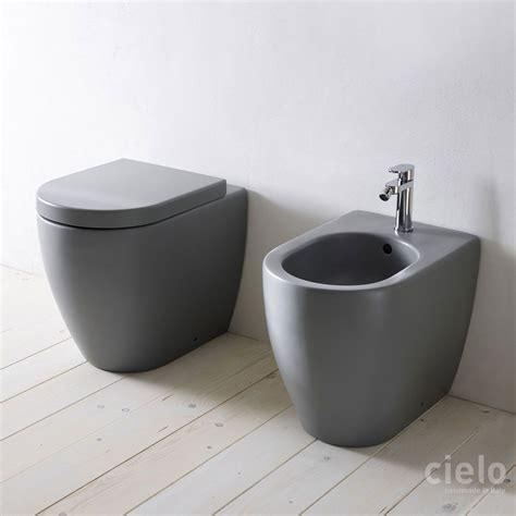 Bagni Sanitari Wc E Bidet Colorati Bagno Sanitari Di Design Ceramica