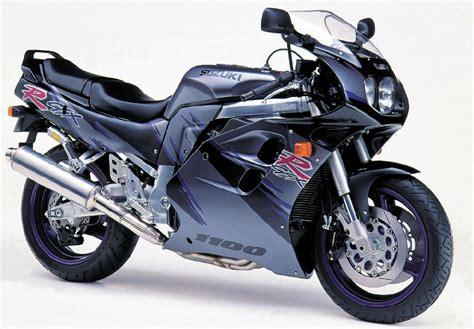 Suzuki Gsx R1100 Sports Motorcycle Custom Parts And Accessories Webike