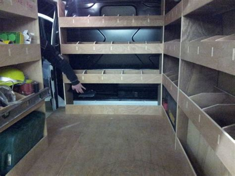 ford transit shelving ideas 25 best ideas about racking on