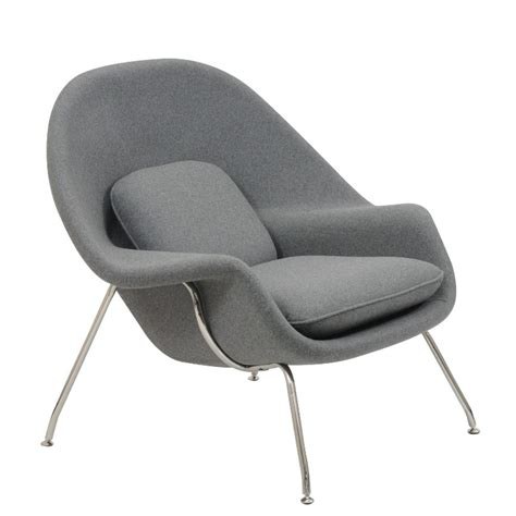The Womb Chair by Womb Chair By Eero Saarinen Replica Manhattan Home Design