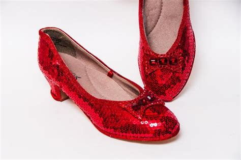Two Inch Heels - sequin scoop two inch heels character shoes with