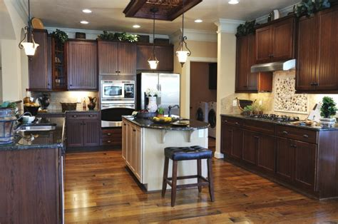 dark kitchen cabinets with dark hardwood floors 150 u shape kitchen layout ideas for 2018 black