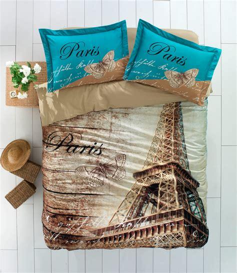paris eiffel tower comforter set 3pcs double bed paris france eiffel tower quilt cover set 100 cotton 4 pcs 3d paris eiffel tower queen double