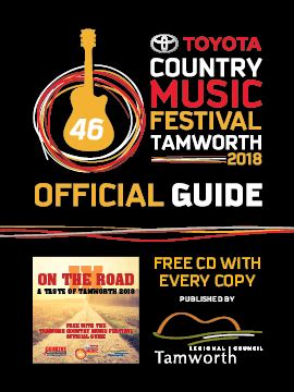 country music uk gig guide tamworth country music tamworth gig guide official guide