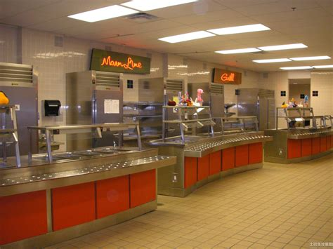 High School Cafeteria Layouts Mapo House and Cafeteria
