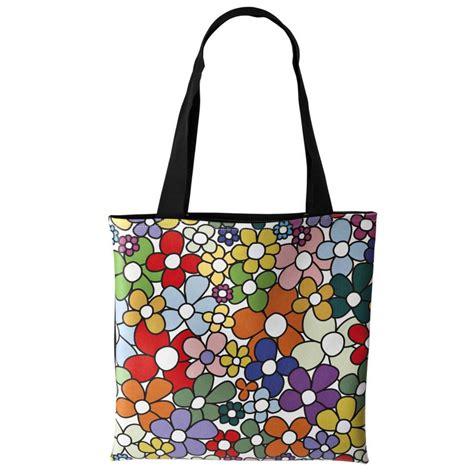 fiori bags creativando borsa tote bag fiori un borse bowdoo