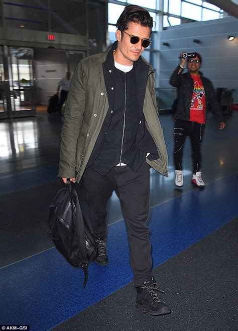 Ignorant Of The Day Orlando Bloom by Orlando Bloom And A Katy Perry Jet Out Of New York