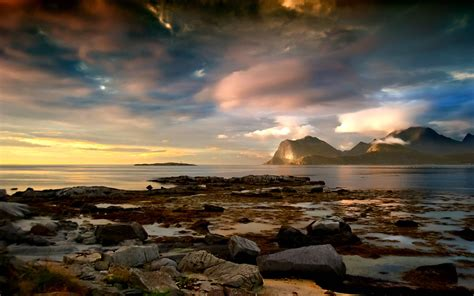 wallpaper themes pictures seascape wallpapers wallpaper cave