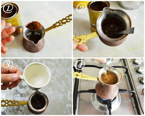 how to make turkish coffee ingredients and serving wares evil eye meaning