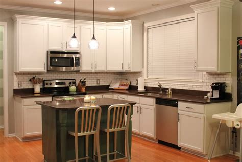 easiest way to paint kitchen cabinets can i paint my kitchen cabinets white home design ideas