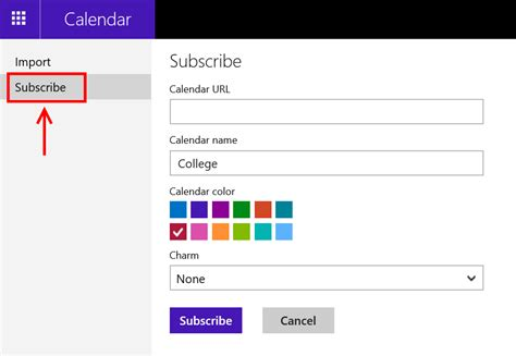 Add Calendar To Ical How To Add Ical Feed To Windows 10 Calendar App Tip