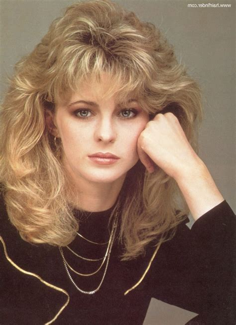 80s layered hairstyles gotta love the 80s hairstyles hairstyles pinterest