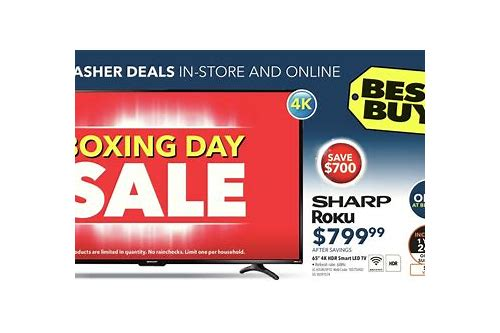 best deals of boxing day 2018